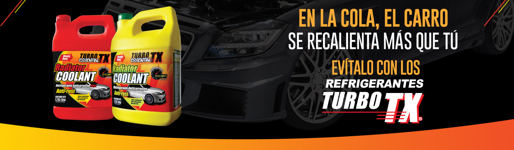 Banner TurboTX