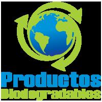Logo  productos biodegradables